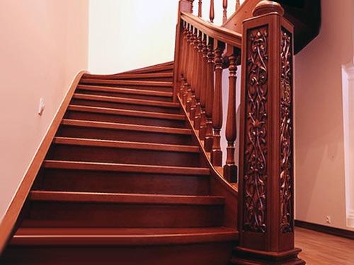Перильное ограждение лестниц - Лестницы